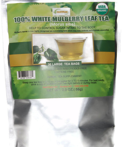 Whjte mulberry tea