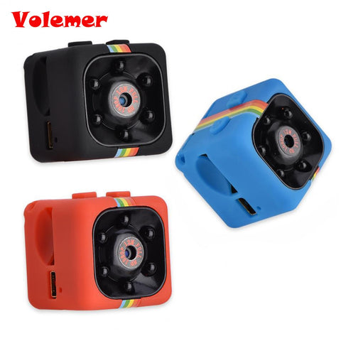 Mini square video camera