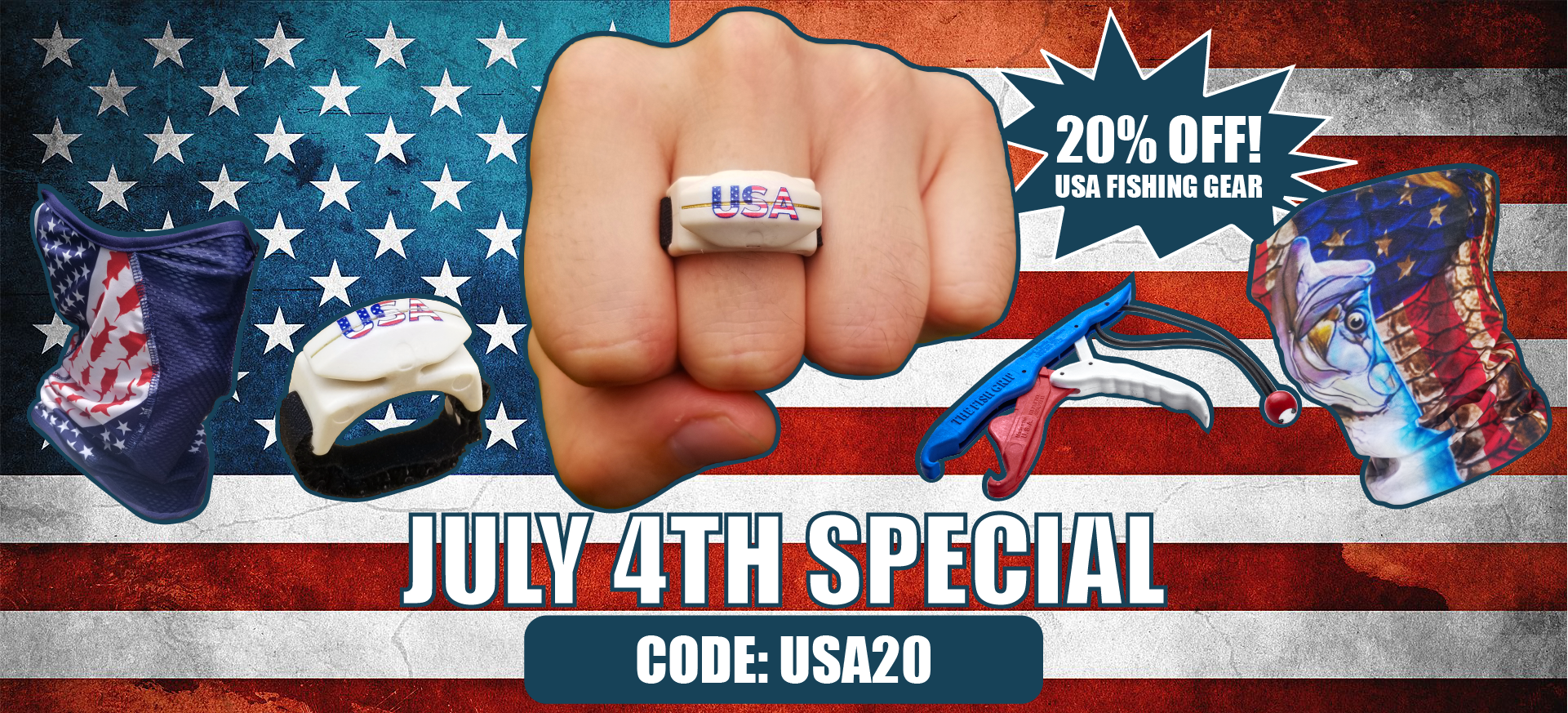 JULY 4TH SPECIAL