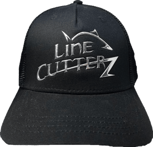 *NEW* Line Cutterz Liquid Chrome Snapback Hat Hats Line Cutterz