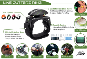 *NEW* Package Deal! TRIPLE PLAY Combo Pack Combo Cutter Line Cutterz
