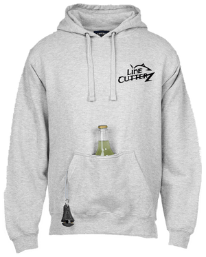 *NEW* Line Cutterz Fishing Hoodie Shirts Line Cutterz