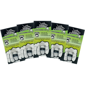 Package Deal! 5 Black Line Cutterz Rings Cutter Ring Line Cutterz