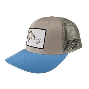 *NEW* Line Cutterz Ultra-Fit A-Flex Speckled Trout Hat Hats Pro Fish Gear S/M