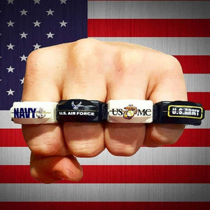 Custom Printed Line Cutterz Rings - Add Your Logo!