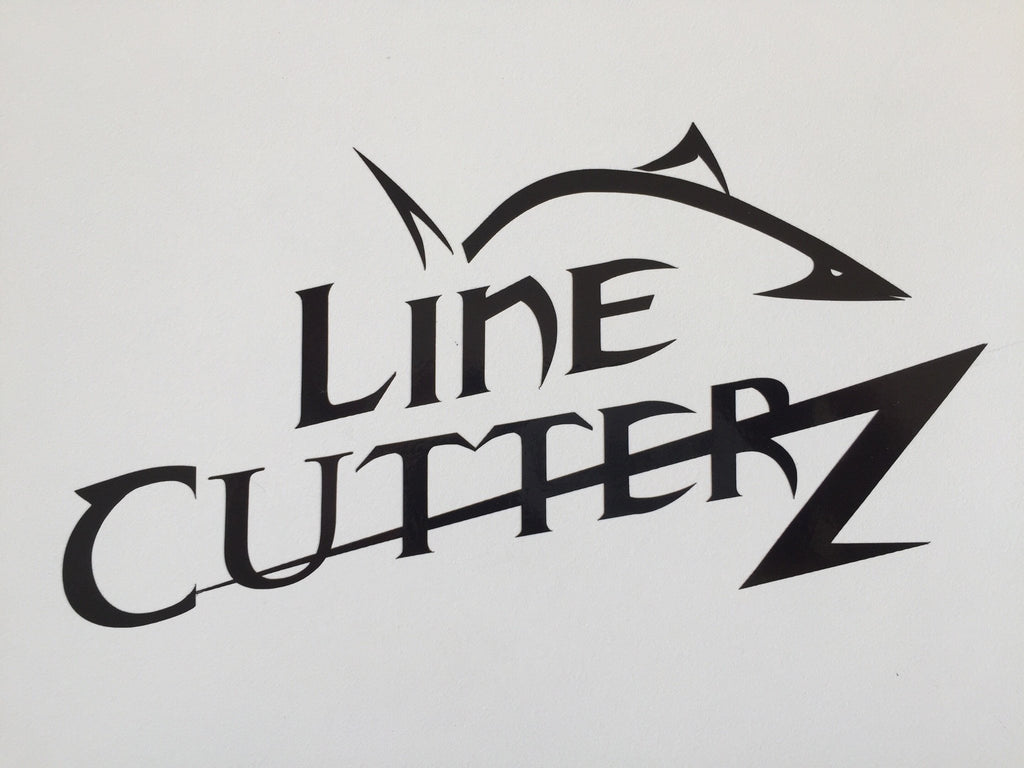 Line Cutterz Decal