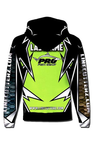 NEW RELEASE! - 2018 Line Cutterz Pro Fish Gear Tournament Hoodie Shirts Line Cutterz