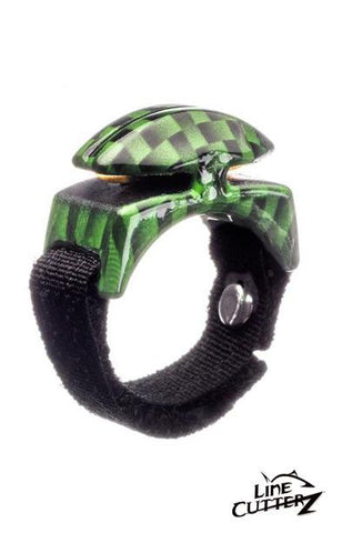 Carbon Fiber Wrapped Line Cutterz Ring