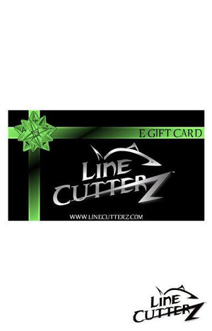 Gift Card Gift Card Line Cutterz $10.00