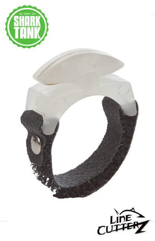 *NEW* Glow-In-The-Dark Line Cutterz Ring