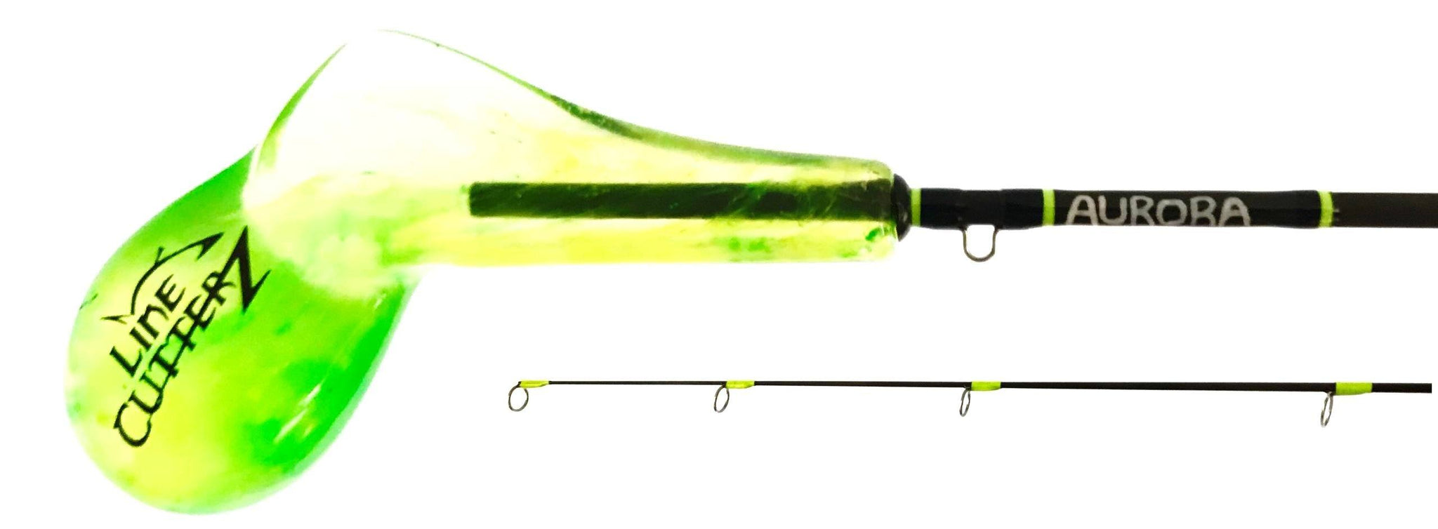 e606a34b Mad Duck Ice Fishing Rod - Line Cutterz Edition Fishing Rod Line Cutterz
