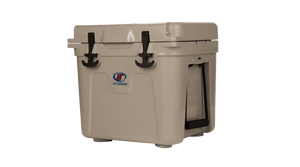 Line Cutterz Edition Cooler by LiT Coolers - TS 300-22 qt. - White Lights Accessories Line Cutterz White