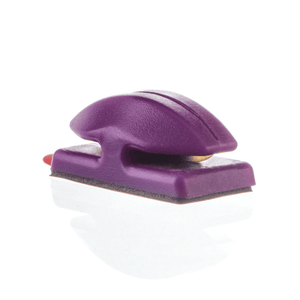 NEW RELEASE! -  Line Cutterz Flat Mount Fishing Line Cutter - Purple