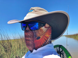 SCALESKINZ - Graphic Face Cover Face Shield Line Cutterz