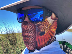 SCALESKINZ - Graphic Face Guard Face Guard Line Cutterz