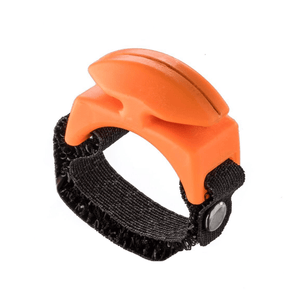 NEW! BLAZE ORANGE Line Cutterz Ring Cutter Ring Line Cutterz