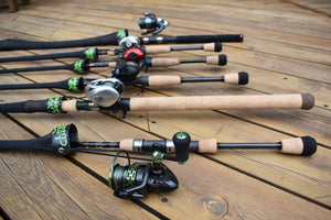 Line Cutterz Edition TRC - Rod Shield w/ Strap & Foam Tip Accessories Line Cutterz