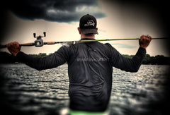 *NEW* Line Cutterz Spec Ops Stealth Black LS Shirt by Sport Tek