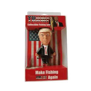 Trump Topwater Fishing Lure Lure A-List Lures
