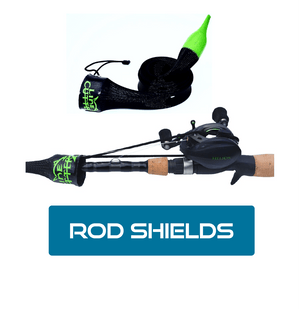 Line Cutterz Edition TRC - Rod Shield w/ Strap & Foam Tip