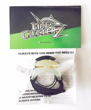 Glow-In-The-Dark Line Cutterz Ring