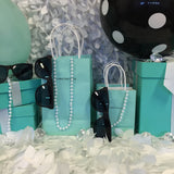 30 Customized Bag, Pearl, And Sunglasses Set