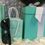 70 Customized Bag, Pearl, And Sunglasses Set