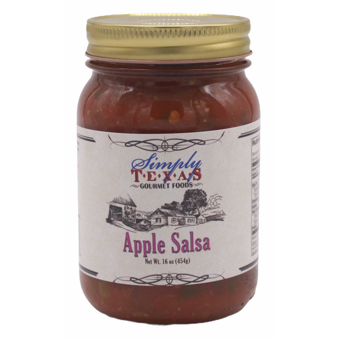 Simply Texas Apple Salsa