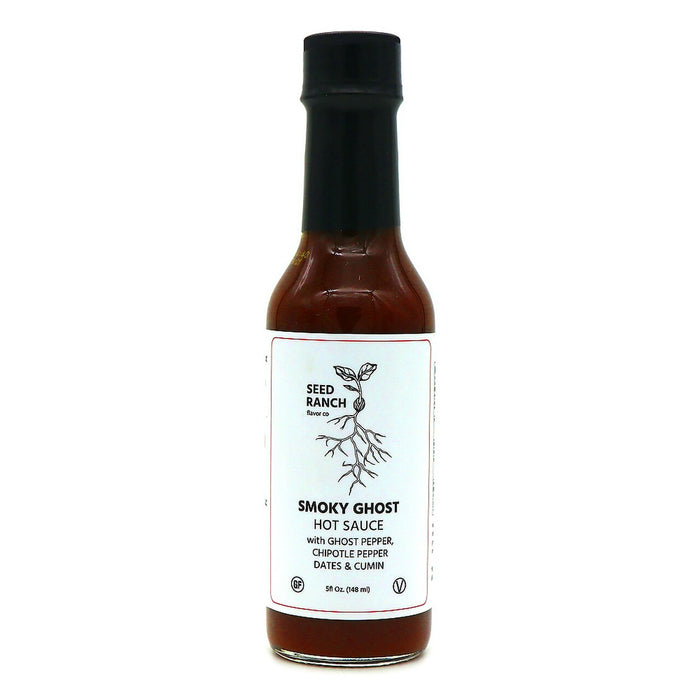 Seed Ranch Flavor Smoky Ghost Hot Sauce