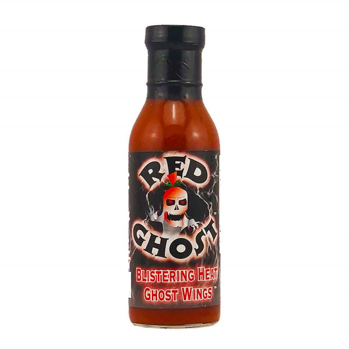 Red Ghost Blistering Heat Wing Sauce