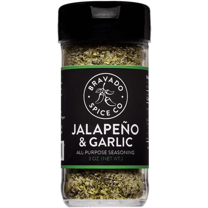 Jalapeno Garlic Seasoning