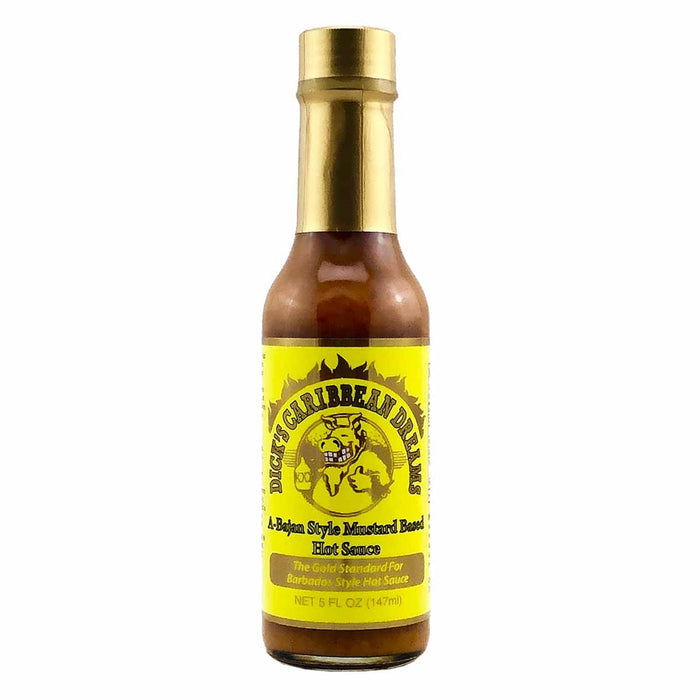 Dirty Dick's Caribbean Dreams Hot Pepper Sauce