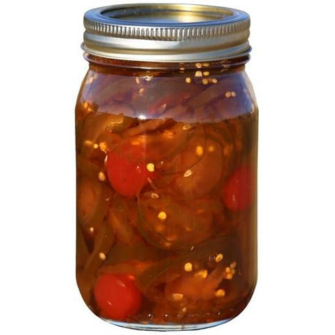 Cherry Sweet Fire Pickles