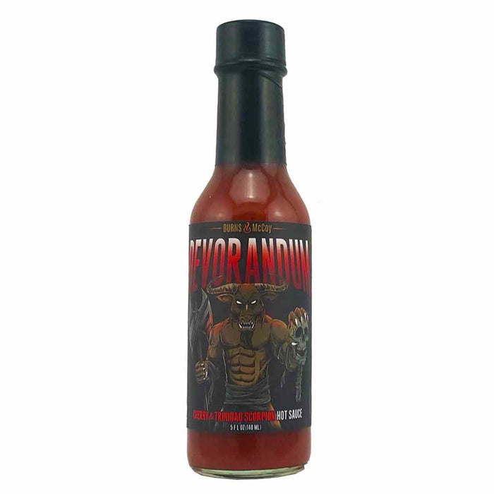 Burns & McCoy Devorandum Hot Sauce
