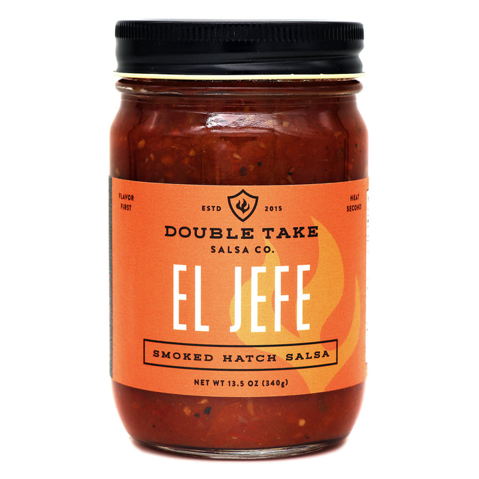 Double Take El Jefe Salsa