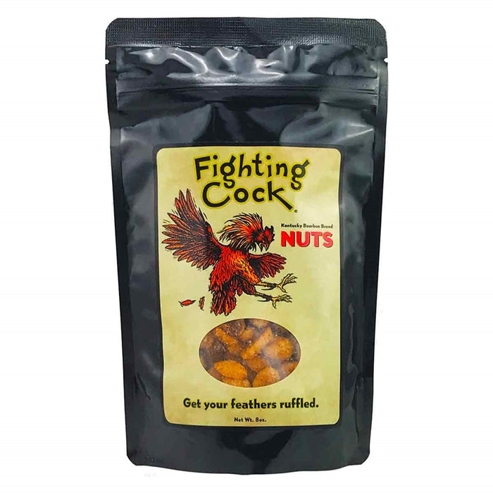 Kentucky Bourbon Q Fighting Cock Nuts