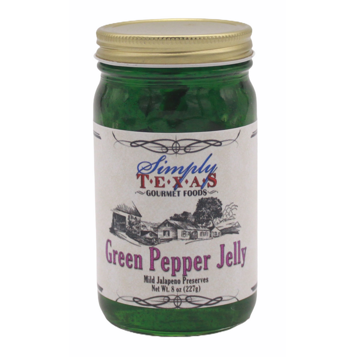 Simply Texas Green Pepper Jelly