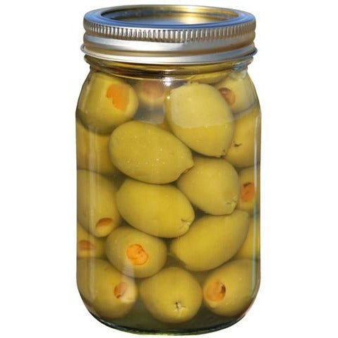 Simply Texas Habanero Stuffed Olives