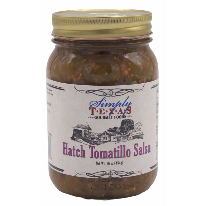 Hatch Tomatillo Salsa