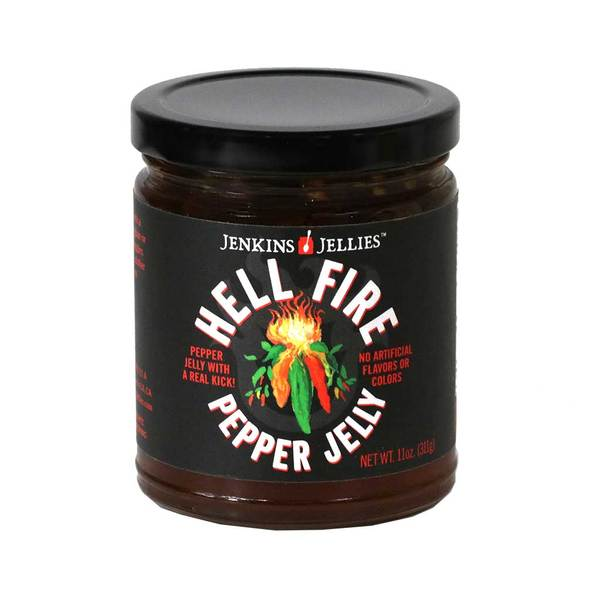 Hell Fire Pepper Jelly
