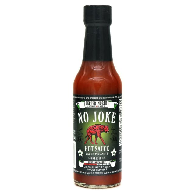 No Joke Hot Sauce