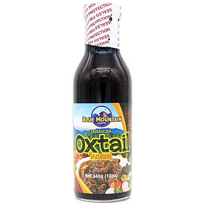 Jamaican Oxtail Seasoning