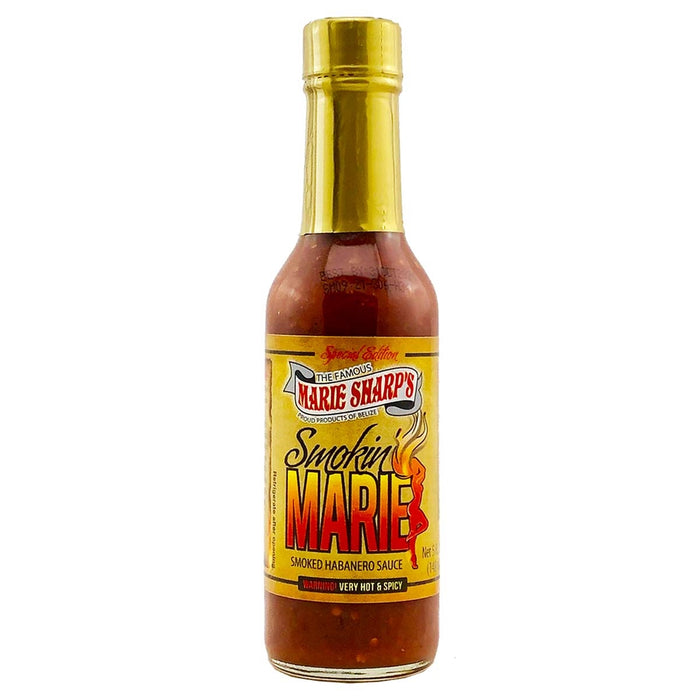 Smokin' Marie Hot Sauce