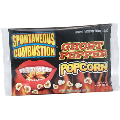 Southwest Specialty Spontaneous Combustion Ghost Pepper Microwave Popcorn