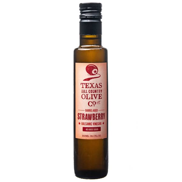 Texas Hill Country Olive Co. Strawberry Balsamic Vinegar