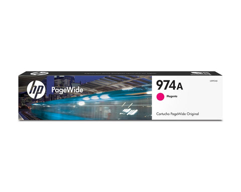 HP 974A Magenta Ink Cartridge L0R90AL