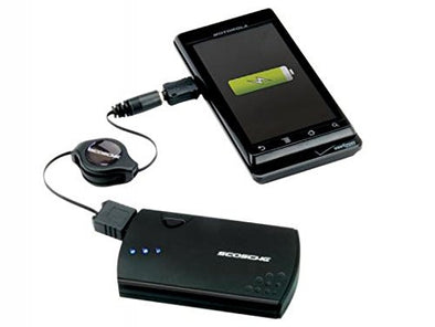 Scosche UBATBK goBAT - Portable Charger and Backup Battery