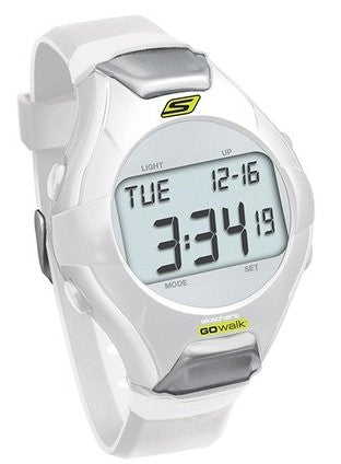 Skechers GOwalk Heart Rate Monitor Watch