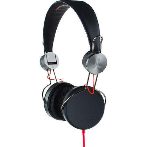 WESC Banjar On Ear Headphones with Volume Control