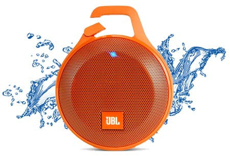 JBL Clip+ Splashproof Bluetooth Speaker